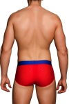 Shorty sport MS080 rouge
