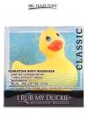 Canard vibrant Duckie 2.0 Classic - jaune