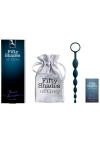 Tige anale silicone - Fifty Shades Of Grey