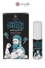 Baume stimulant masculin Ohlala - Secret play : Stimulant sexuel masculin permettant d'accroitre les sensations de plaisir et d'atteindre des orgasmes plus intenses.
