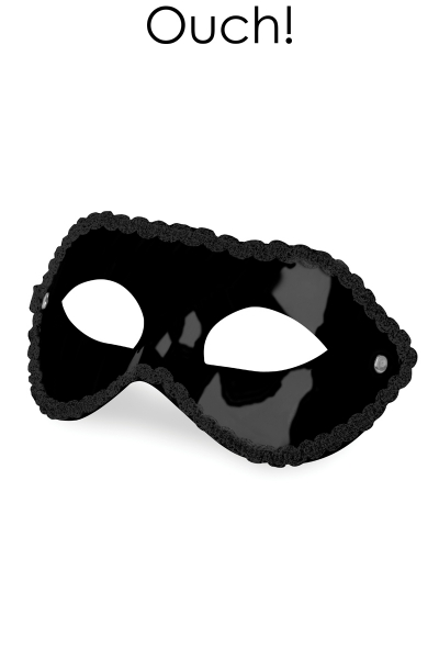 Masque Fetish SM - Mask for party