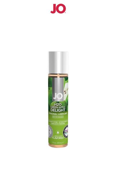 Lubrifiant aromatisé pomme 30 ml