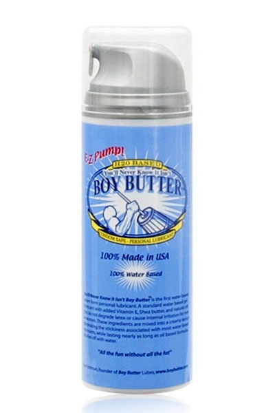 Boy butter H2O 5 oz - EZ Pump