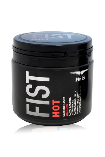 Lubrifiant Mister B FIST Hot (500 ml)
