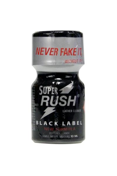 Poppers Super Rush Black Label 10 ml