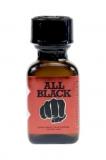 Poppers All Black 24 ml